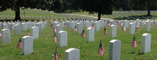Chattanooga National Cemetery is one of Great Places.
