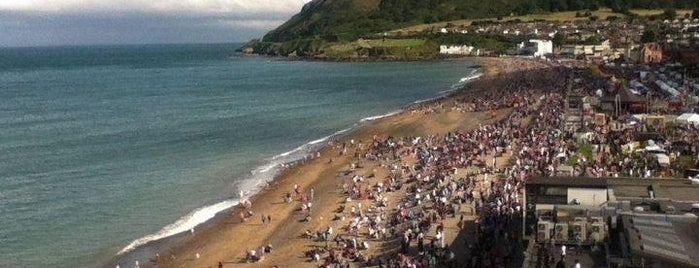 Bray Beach is one of Summit reunions (Things to do and see).