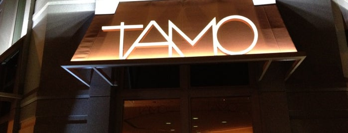 Tamo Bar is one of TNGG Recommends.