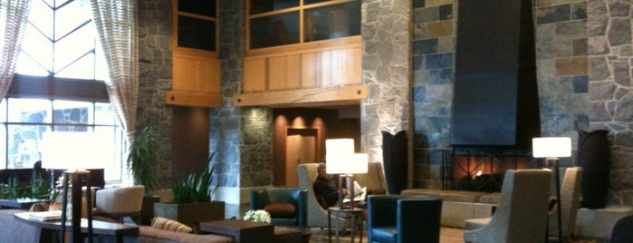 The Westin Resort & Spa, Whistler is one of Hotels.
