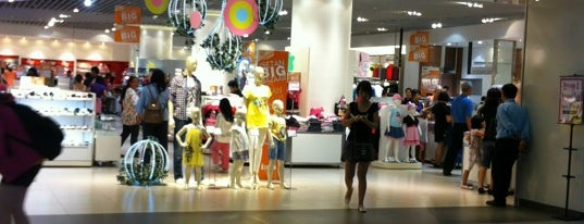 Isetan is one of Every Place I Went~.