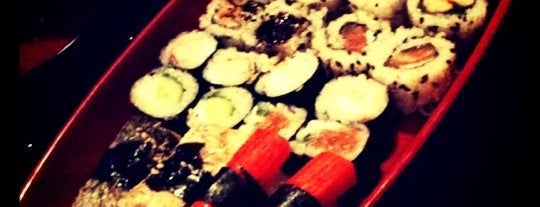 Sushi by San is one of Sushi.