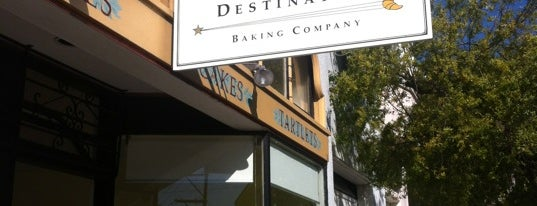 Destination Baking Company is one of Favorite Food.