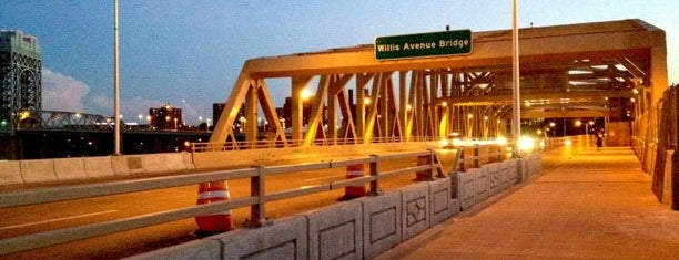 Willis Avenue Bridge is one of asdf.