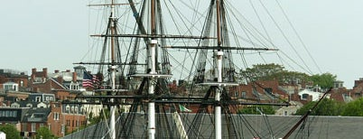 USS Constitution is one of Touristy Things to See in Boston.