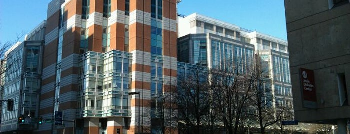 Beth Israel Deaconess Medical Center is one of Longwood Medical Area.