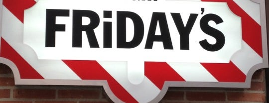 TGI Friday's is one of Restaurantes visitados.