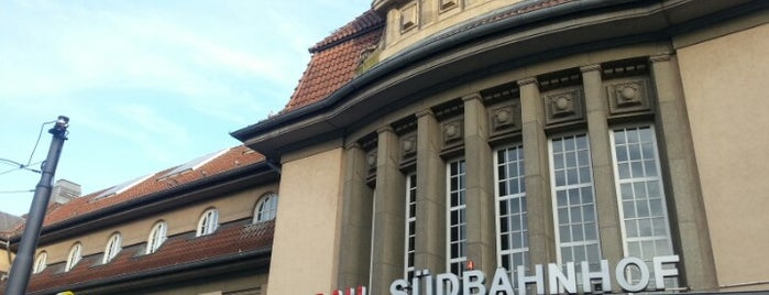 Bahnhof Frankfurt (Main) Süd is one of visited stations.