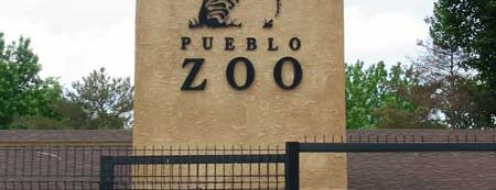 Pueblo Zoo is one of Flying High in Colorado.