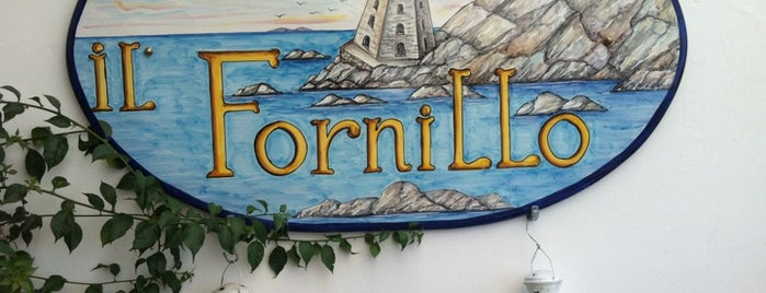 Il Fornillo is one of Honeymoon in Amalfi Coast.