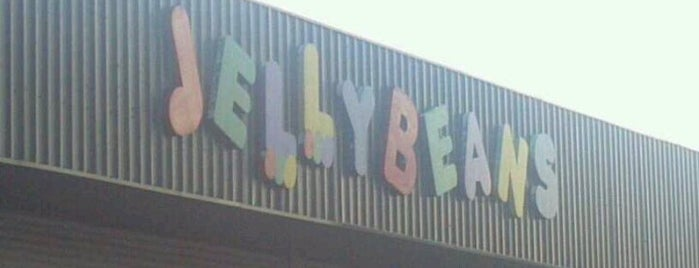 Jellybeans Family Skate Center is one of Gary's List.