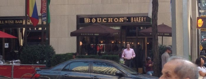 Bouchon Bakery is one of Places to go when in New York.