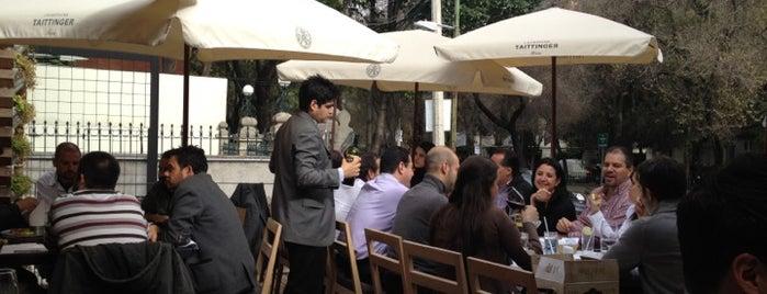 Locanda - Espacio Cultural Urbano is one of Los 57 Mejores Restaurantes del DF.
