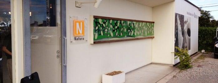ナチューラ 川と木と is one of 美味しいもの.