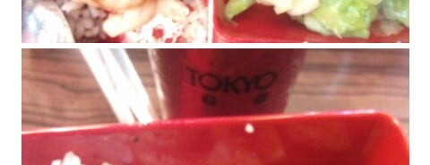 Tokyo Tokyo is one of Fast food chain.