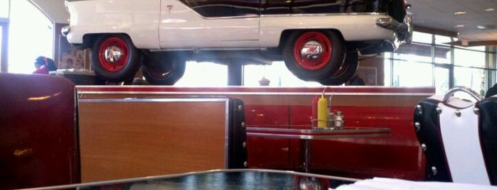 Ruby's Diner is one of Los Angeles.