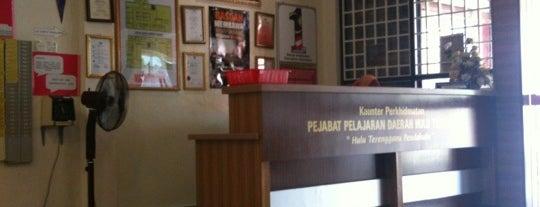 Pejabat Pendidikan Daerah Hulu Terengganu is one of @Hulu Terengganu.