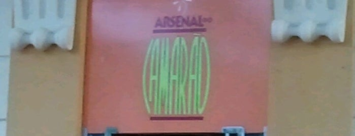Arsenal do Camarão is one of My food places.