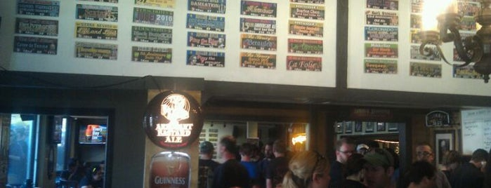 Churchill's Pub & Grille is one of San Diego Brewery and Beer Pubs.