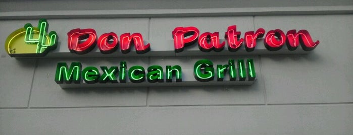 Don Patrons is one of Food joints.