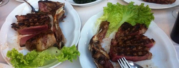Trattoria Omero is one of L'appetito vien mangiando.