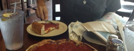 Mangia Pizza is one of Pizza.