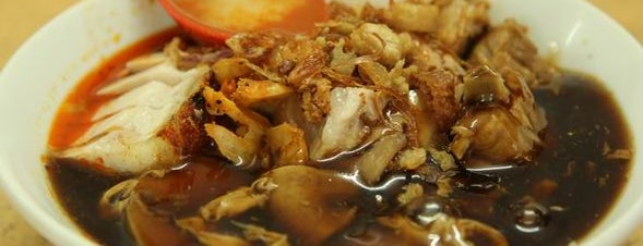 Presgrave Street Hokkien Prawn Mee is one of Axian Food Adventures 阿贤贪吃路线.