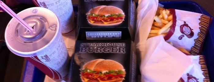 Burger King is one of Mein Deutschland.