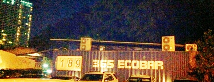 365 Eco Bar is one of Jakarta.