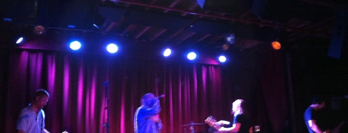 The Bell House is one of Brooklyn's best spots.