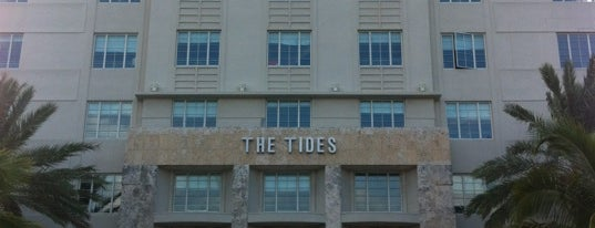 Tides South Beach l King & Grove is one of Beach Hotels in Miami Beach.