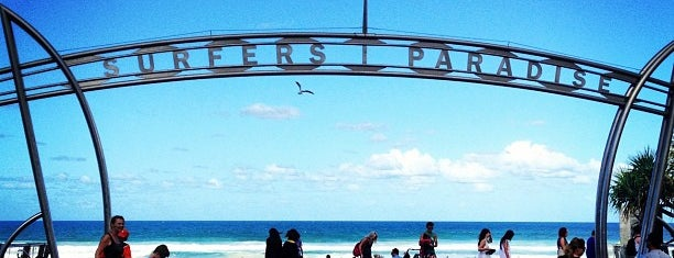 Surfers Paradise is one of Gold Coast.