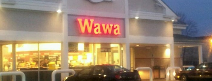 Wawa is one of places.