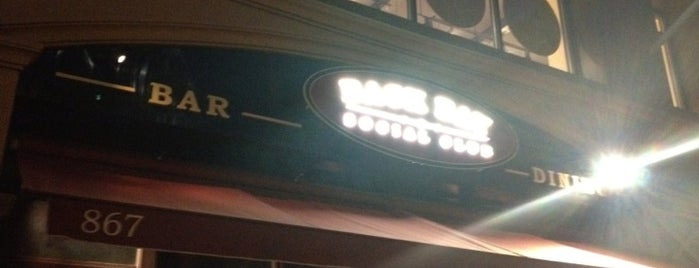 Back Bay Social Club is one of Boston's Best American Restaurants - 2012.