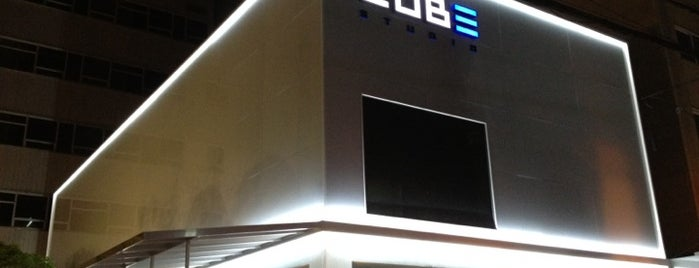 CUBE Cafe & Studio is one of Korean Trip (someday :D).