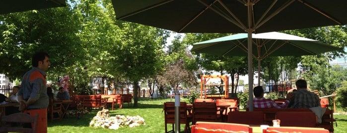 Shisha Cafe & Bistro is one of in Ankara....