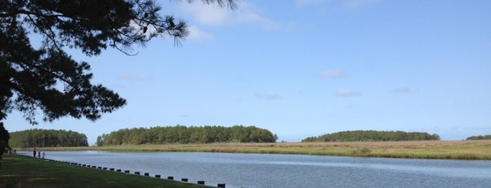 Janes Island State Park is one of The Great Outdoors.