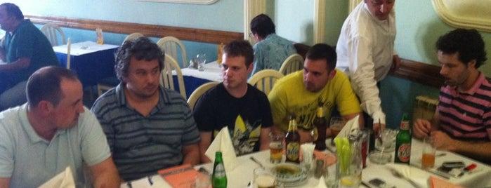 Mornar is one of Belgrade.