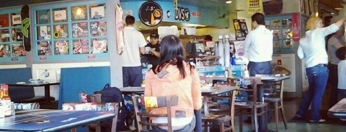 Wahoo's Fish Taco is one of David & Dana's LA BAR & EATS!.