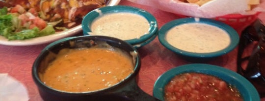 Chuy's is one of Knox Street Dallas.