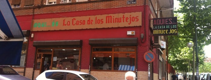 La Casa de los Minutejos is one of Restaurantes/Bares que me simpatizan.