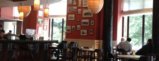 Marriott Parnas Restaurant is one of Tifliss.