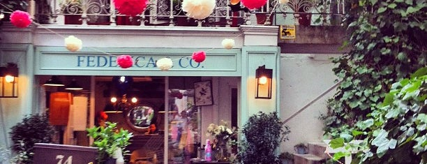 Federica & Co. is one of Madrid.