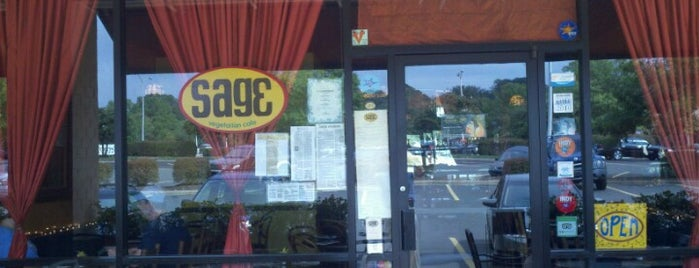 Sage Cafe is one of Best Restaurants of 2011.