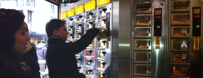 FEBO is one of Chow!.