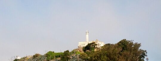 Alcatraz Island is one of San Francisco, my love..