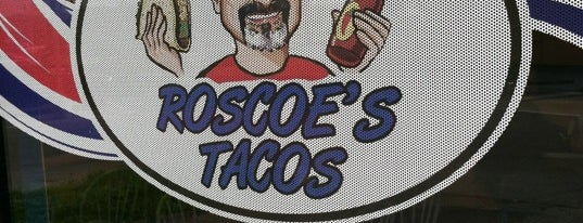 Roscoe's Tacos is one of Top Notch.