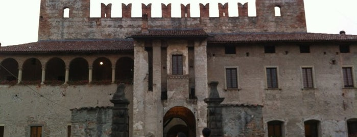 Castello Malpaga is one of #invasionidigitali 2013.