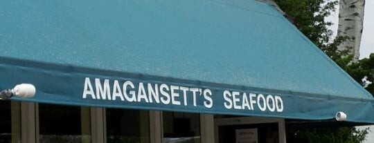 Amagansett Seafood Store is one of Best Places In Amagansett.