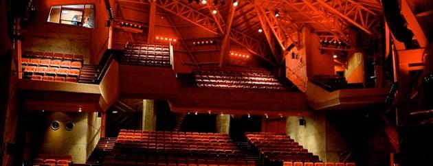 Teatro Municipal de Chacao is one of Caracas must.